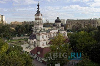 На востоке Москвы ограбили церковь