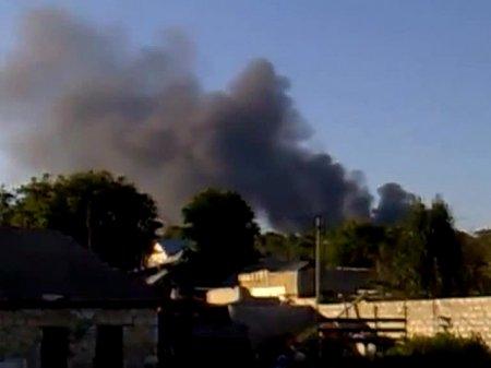 Луганские ополченцы заняли город