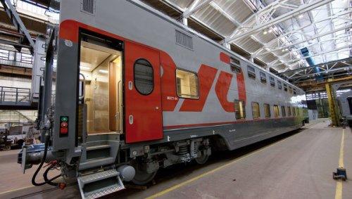 фото вагоны в поездах дальнего следования фото